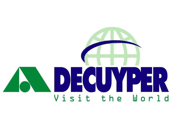 Decuyper visit the world