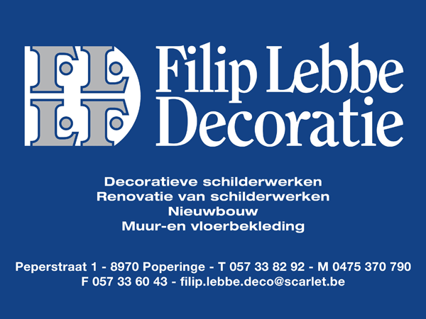 Filip Lebbe Decoratie